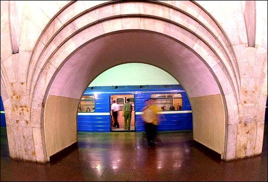 مترو ایروان