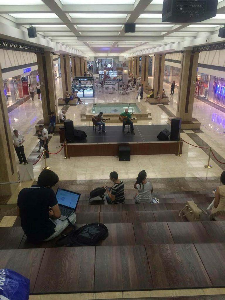 مرکز خرید مترونوم (Metronome Shoppinh Center)