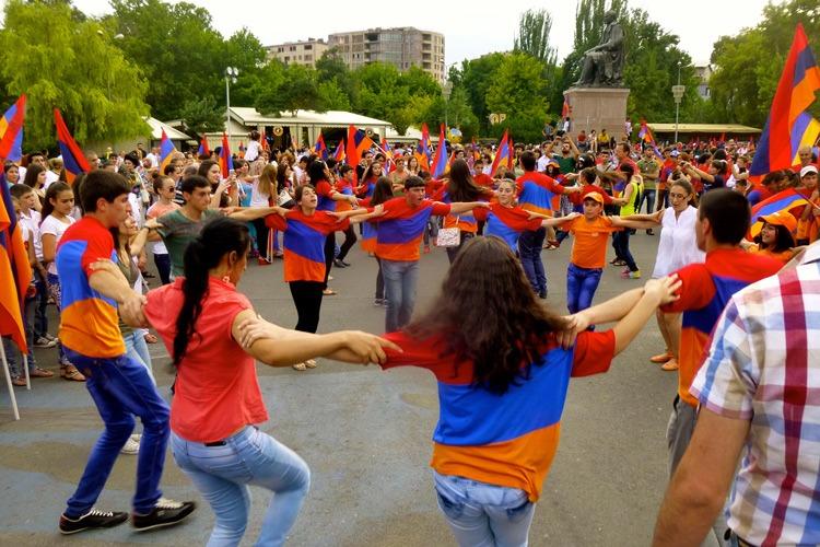 مردم ارمنستان