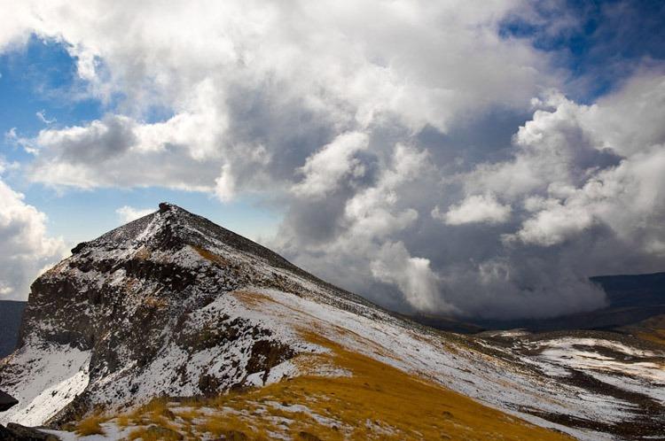 قله آراگاتس ارمنستان