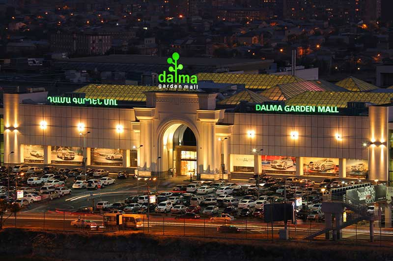 دالما گاردن (Dalma Garden Mall)