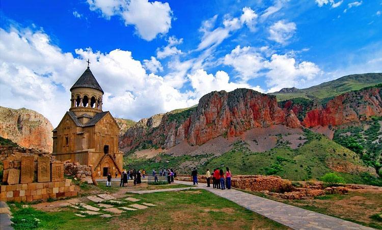 توریسم در ارمنستان