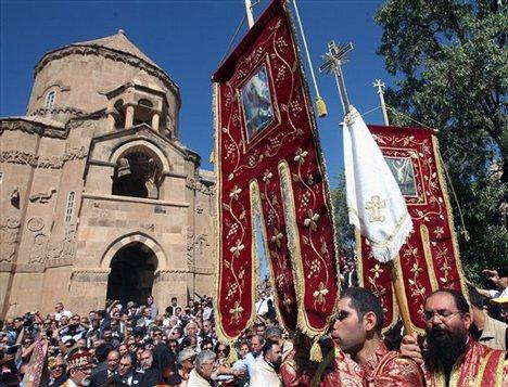 آداب و رسوم ارمنستان