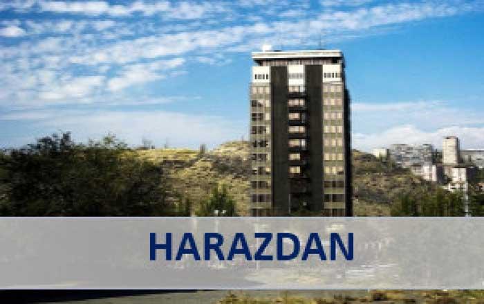 هتل هرازدان ارمنستان