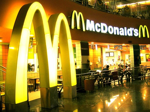 اولین رستوران فست فود مک دونالد در ارمنستان