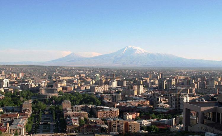 شهر ایروان