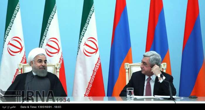 ارمنستان نخستین مقصد تور دیپلماسی ایرانی