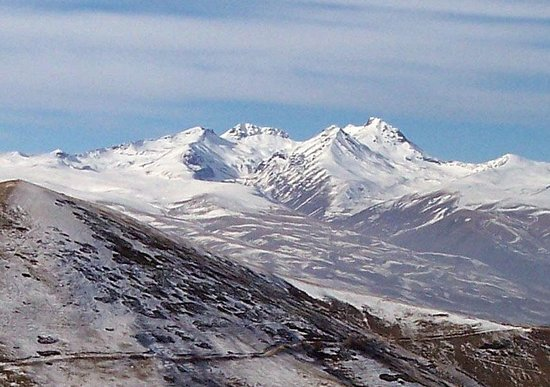 Image result for کوه اراگاتس ارمنستان