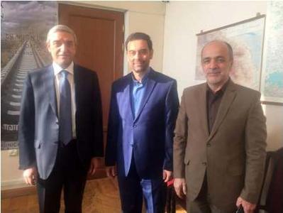 ارمنستان همکاری ایران در طرح های راه سازی را خواستار شد