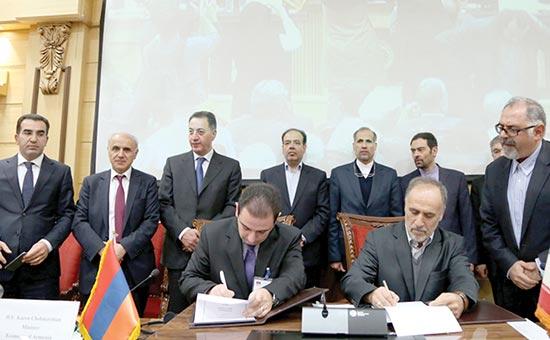 دعوت از ایران برای مشارکت در ساخت منطقه آزاد مغری در ارمنستان