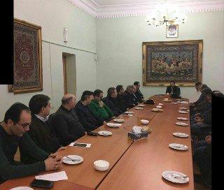 گردهمایی اعضای اتحادیه تجار ایرانی در ارمنستان