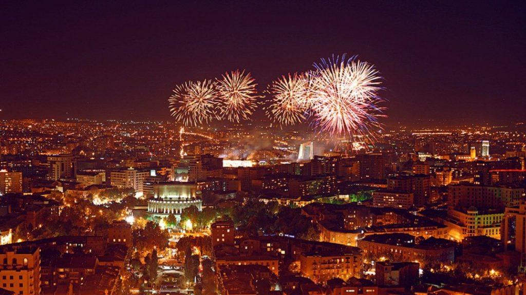 1 ژانویه جشن سال نو