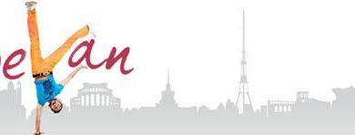 نمایش آنلاین شهر ایروان و ارمنستان