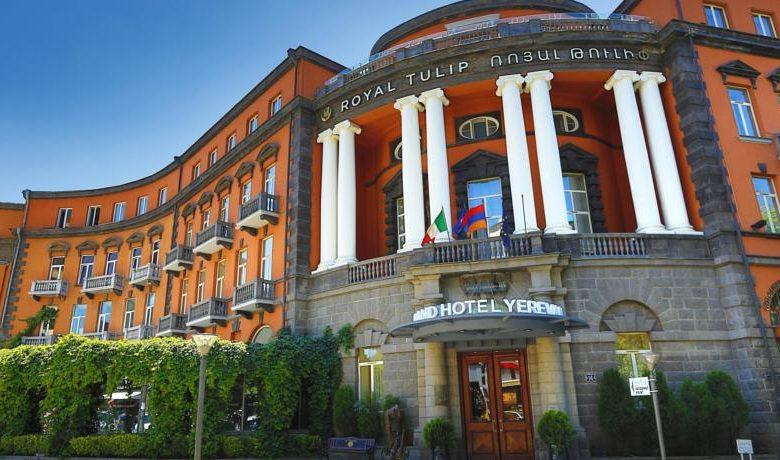 هتل گرند هتل (گلدن تولیپ سابق) ارمنستان