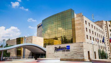 هتل Radisson Blu ایروان