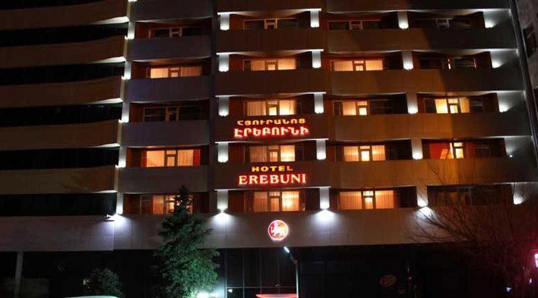هتل اربونی ارمنستان