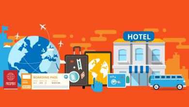 رزرو آنلاین هتل و پرواز آنلاین