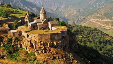 ۱۰ صومعه و کلیسای زیبای ارمنستان