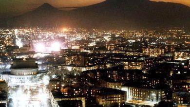 شب های ایروان