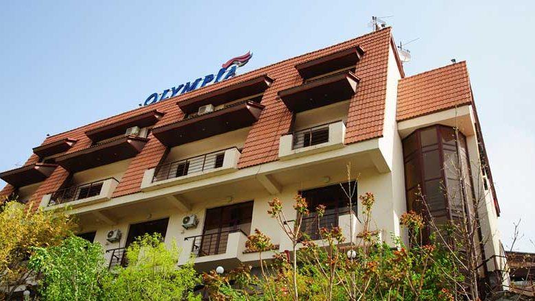 هتل المپیا گاردن ارمنستان