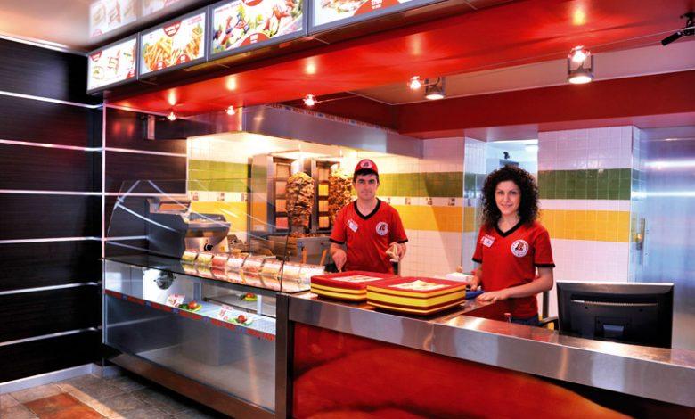 Fast food Mr Gyros ارمنستان