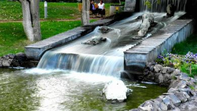 پارک عشاق ( Lovers' Park) ایروان