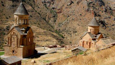 نوراوانک ارمنستان