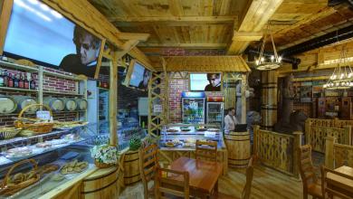 رستوران ایروان قدیم Old Erivan ارمنستان
