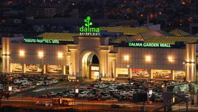 مرکز خرید دالما ارمنستان