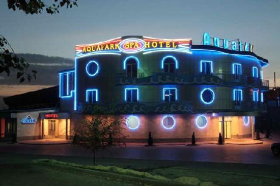 هتل آکواتک ارمنستان