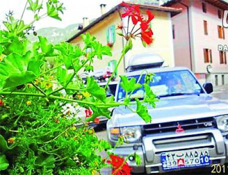 آسان شدن سفر با خودرو شخصی به ارمنستان