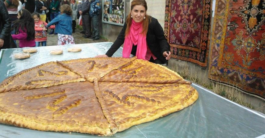 ۱۳ ژوئن فستیوال نان در کوه ها