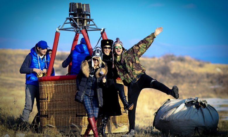 بالن سواری در ارمنستان
