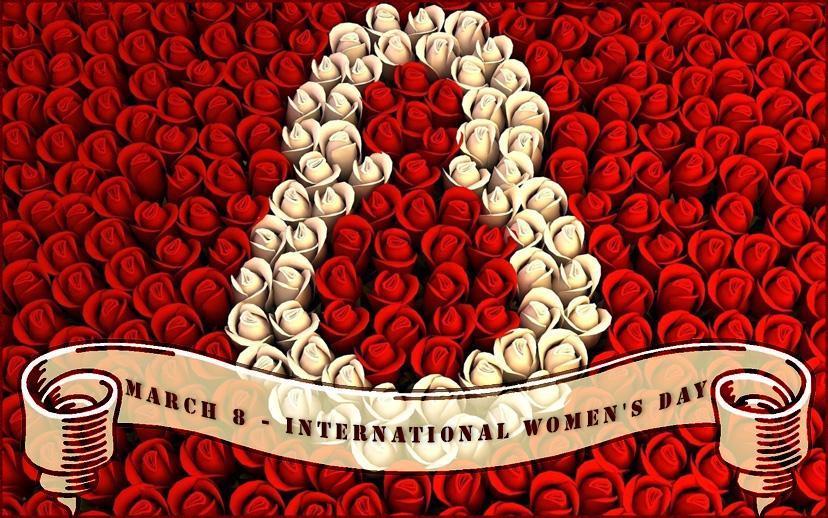 8 مارچ روز زن (تعطیلات رسمی)
