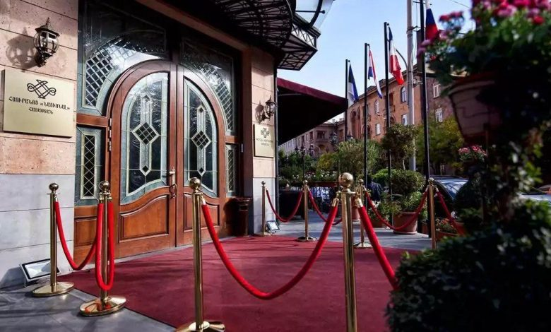 هتل ناسیونال ارمنستان