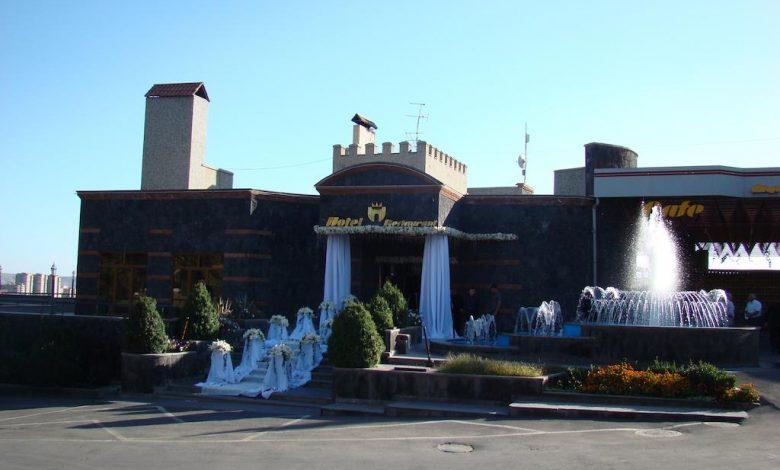 هتل نورزورابرت ارمنستان