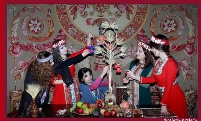 جشن ناواسارد ارمنستان